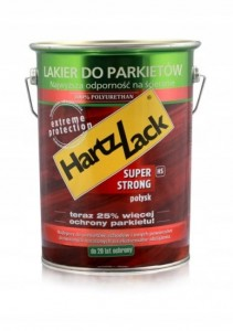 HartzLack Lakier Super Strong HS  Satin Matt
