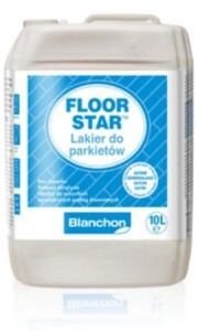 Blanchon Lakier Do Parkietu Floor Star Mat 5L